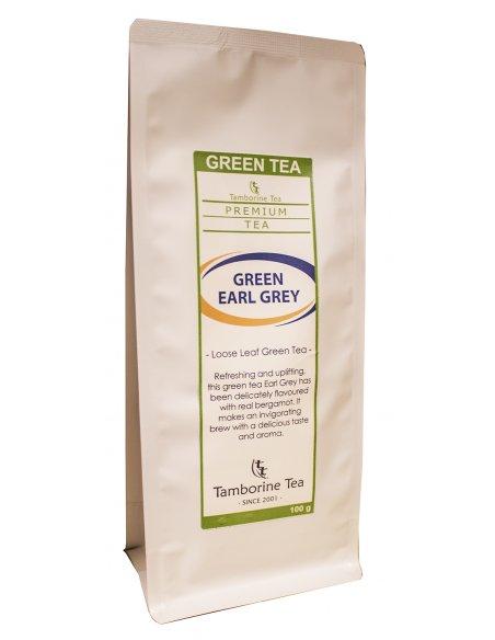 Green Earl Grey