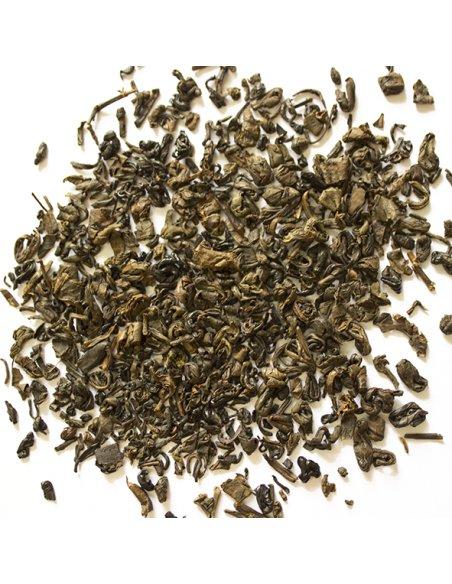 Black Gunpowder Tea
