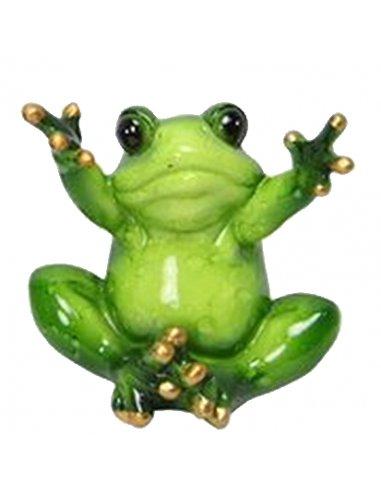 Cute Frog Green
