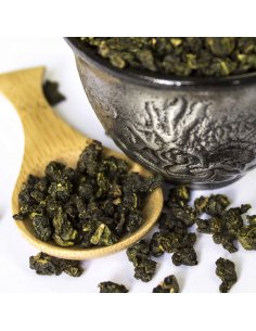 Milk Oolong (Jin Xuan Oolong)