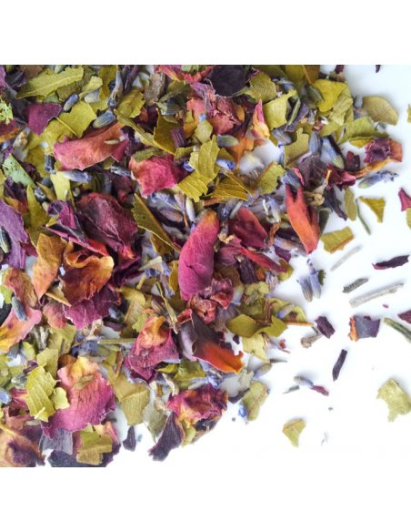 Rose and Lavender Organic