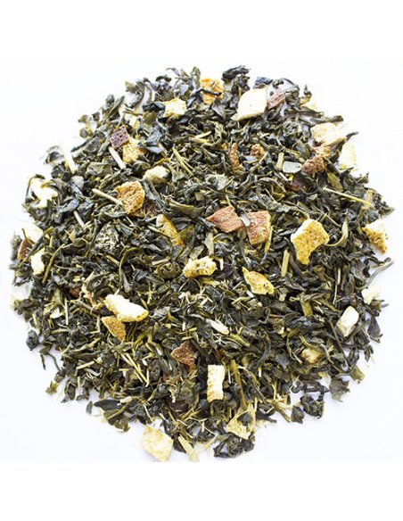 Green Ginseng Tea