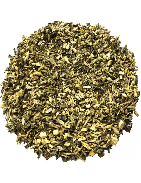 Minty Liquorice Herbal Infusion ORGANIC