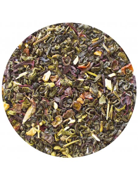 Pomegranate Blend Green Tea