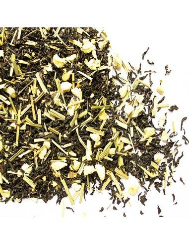 Ginger and Lemon (Black tea)