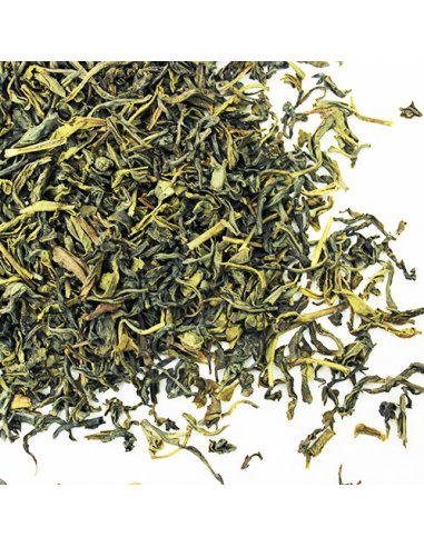 Organic Green Tea Fair Trade