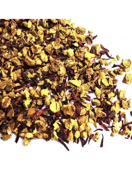 Apple Cinnamon Blush Organic