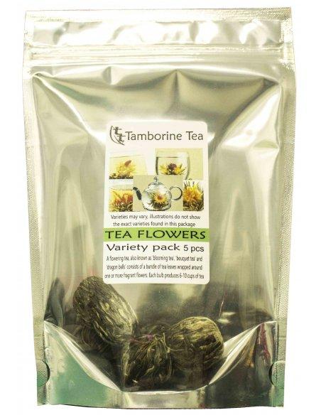 Tea Flowers Variety 5 pack